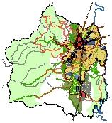 Mapa 1. Modelo de ordenamiento