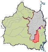 Mapa 2. Clasificación del suelo