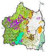 Mapa 12. Estructura ecológica principal