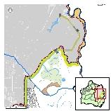 Mapa 14. Cinturones ecológicos