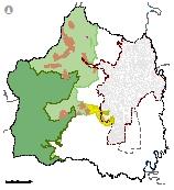 Mapa 15. Áreas protegidas
