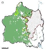 Mapa 16. Suelos de protección forestal