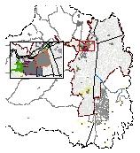 Mapa 24. Bienes inmuebles de interés cultural