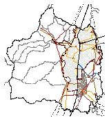 Mapa 28. Subsistema de energía eléctrica