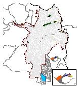 Mapa 29. Subsistema de gestión integral de residuos sólidos