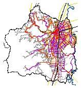 Mapa 30. Jerarquización vial