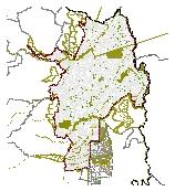 Mapa 38. Escalas del sistema de espacio público
