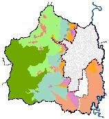 Mapa 48. Áreas de manejo del suelo rural